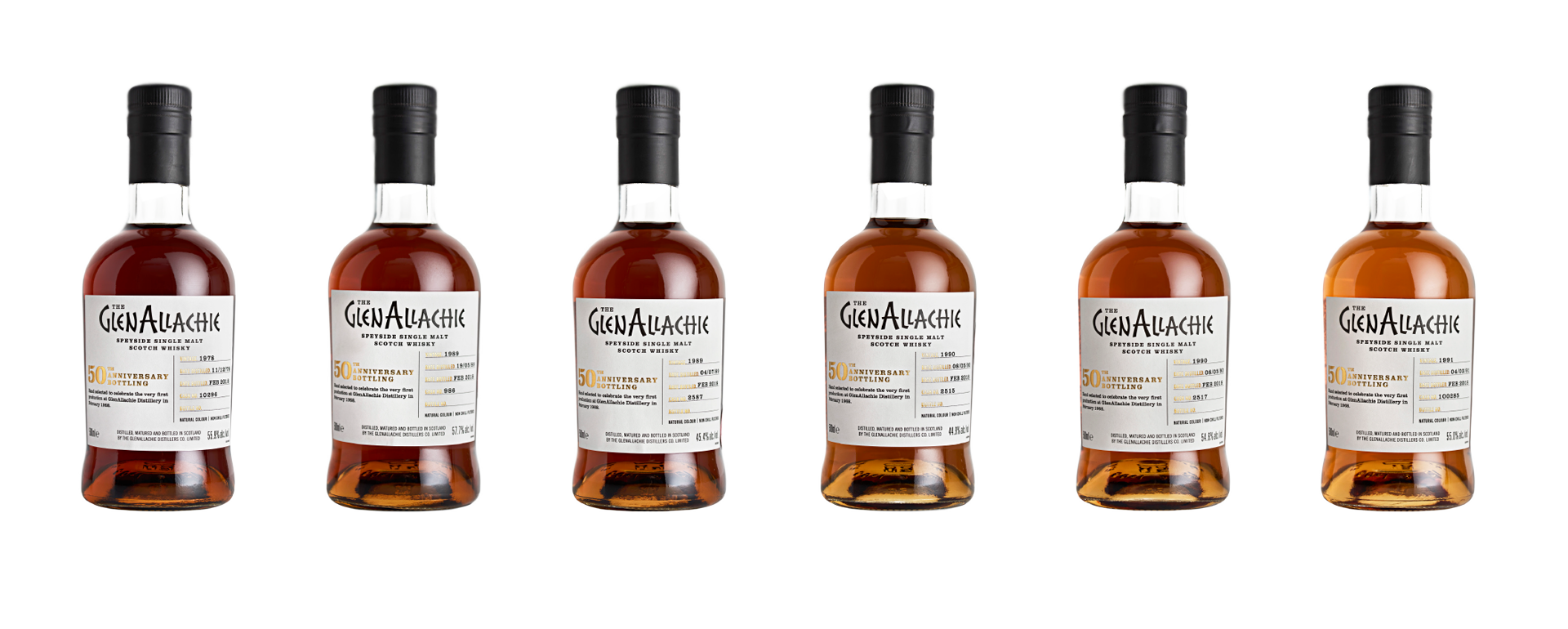 GlenAllachie - Single Malt Scotch Whisky aus der Speyside